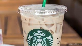 HOW TO MAKE A STARBUCKS ICED COFFEE