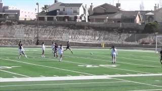 Rhiannon Conelley 2015 Soccer Highlights