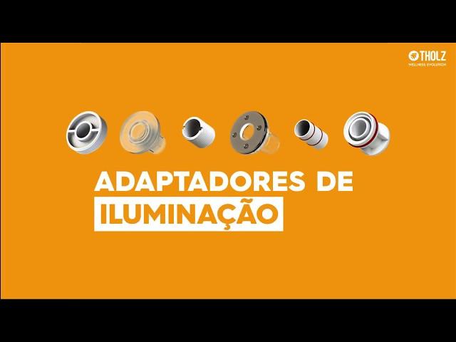 Adaptadores de Iluminação Tholz