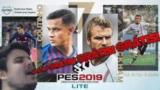 PES 2019 GRÁTIS NO XBOX ONE, PS4 E PC!