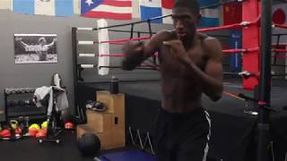 Boxing Drills To Build Up Hand Speed