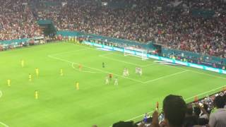 First Goal Gonzalo Higuain JUVE -PSG International Champions Cup Miami 2017