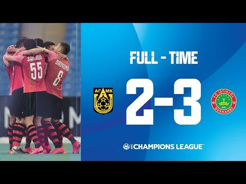 #ACL2021 - Group A | AGMK FC (UZB) 2 - 3 FC...