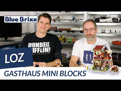 Gasthaus (mini blocks)