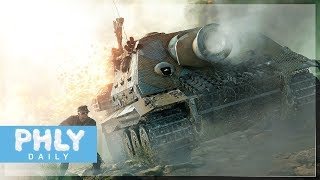 STURMTIGER MASSIVE ROCKET MORTAR | Heavy Squad Support (Battlefield V Alpha Gameplay)