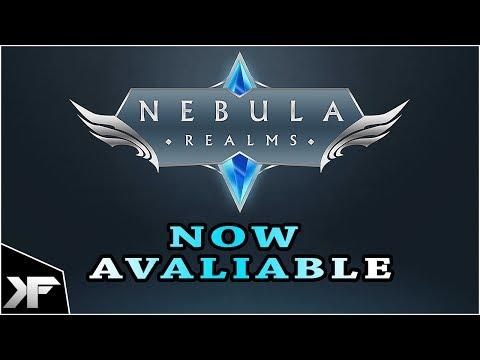 Nebula Realms - A New Beginning
