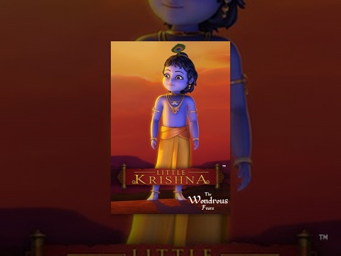 Little Krishna - Wondrous Feats - English