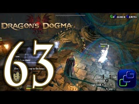 Dragons Dogma Dark Arisen Walkthrough Part 59 Bitterblack Isle
