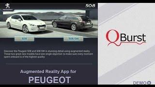 Augmented Reality App - Car Configurator
