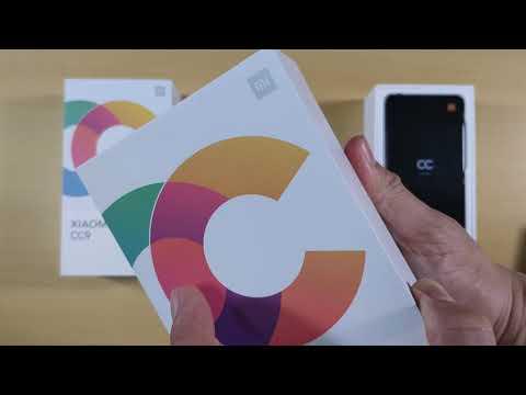 Video over Xiaomi Mi CC9