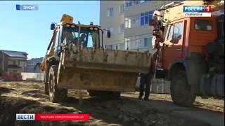 Два новых детсада построят на Ставрополье