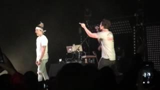 William Singe & Alex Aiono | SING OFF Live In Dallas, TX