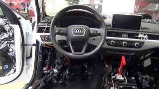 How To: Audi A4 B9 2017 Facelift MMI Reset - Самые лучшие видео