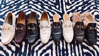 WHAT TO EXPECT WHEN PURCHASING GUCCI LOAFERS || Wear And Tear Update And Review