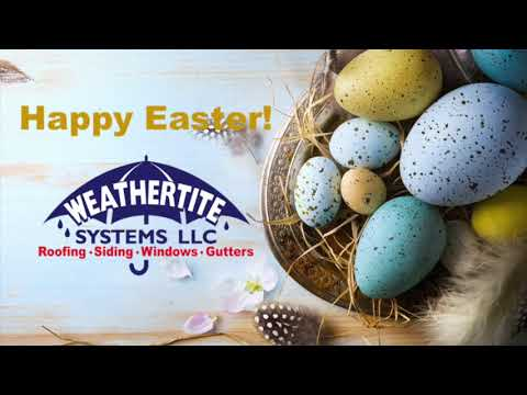 Happy Easter from all of us at Weathertite Systems! For a fun egg-painting Easter trick, try using lime or lemon juice instead of vinegar to keep your house smelling fresh for the Spring holidays! In this video you will see that the eggs, however, come out lighter, but as for the citrus smell? Nothing can beat that!