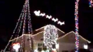Santa Claus Spotted over Florida
