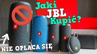 Którego JBL Kupić? i dlaczego tego nie robić?