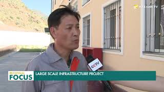 Large scale infrastructure project