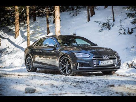 Audi S5 Coupe Купе класса D - рекламное видео 1