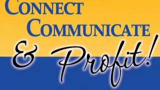 Connect Communicate & Profit Book Video Trailer