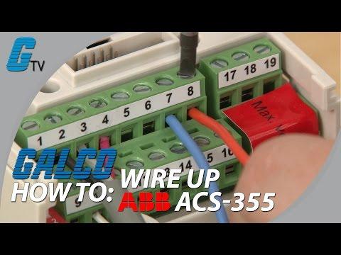 ABB Drive- ACS 355