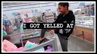 DONT DO THIS IN WALMART!   ChandlerAlexisVlogs #27