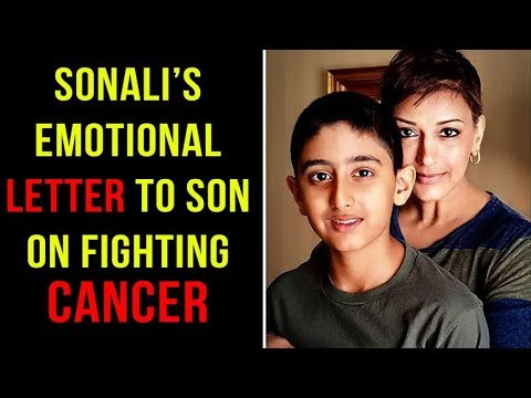 Sonali Bendre Pens Emotional Post On Sharing Cancer News With Son