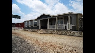 Houston 5512 Triple Wide Manufactured Home