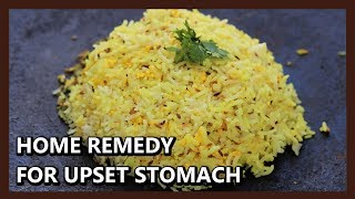 Home Remedy for Upset Stomach | 100% Natural Way to Relieve Indigestion | Get Rid of Bloated Stomach