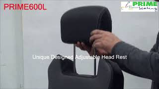 PRIME 600L UNIQUE HEAD REST SYSTEM