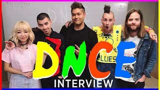 The Best DNCE Interview | Seoul, Korea