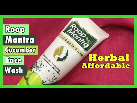 , title : 'Roop Mantra Herbal Cucumber Face Wash Review | Indian Mom on Duty'