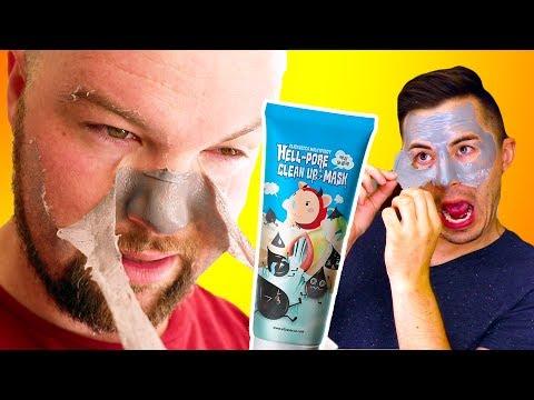Face mask na may langis ng oliba