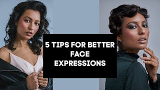 PETITE MODEL TIP: FACE EXPRESSIONS & POSES