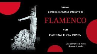Flamenco – Prima lezione con Caterina Lucia Costa