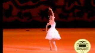 Natalia Osipova Laurencia Variation !!!
