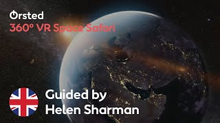 360° VR Space Safari with Helen Sharman