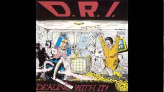 D.R.I. - Mad Man