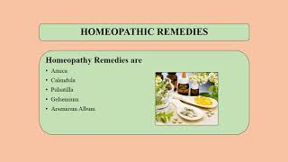 Homeopathy Treatment in Singapore