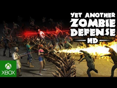 Yet Another Zombie Defense HD - Launch Trailer thumbnail
