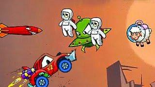 развивающие мультики для детей  мультик игра машина ест машину серия 4 - мультфильм про машинку