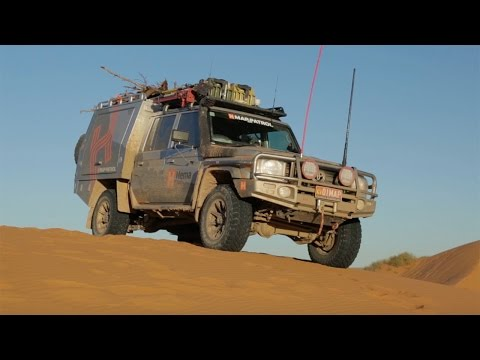 How To Build The Ultimate Expedition Vehicle | Modified V8 LandCruiser 79 Dual Cab
