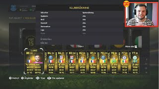 """FROLLES FIFA 15 CLUB TOUR!!"" - Ultimate Team På Svenska"