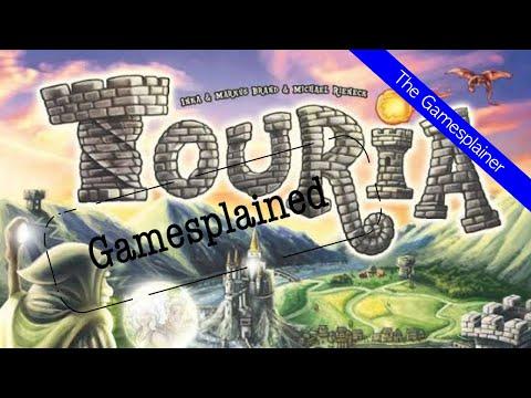 Touria Gamesplained - Part 1