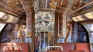 preview picture of video '424. The incredibly luxurious Versailles Train'