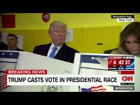 Lara Trump reacts to Donald and Eric peeking at ballot mp3