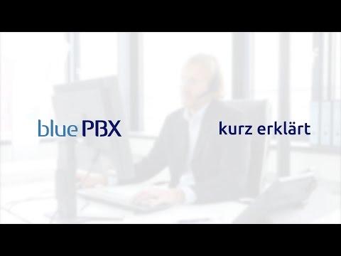 Die Cloud-Telefonanlage bluePBX kurz erklärt