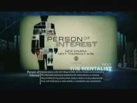 Person of Interest 1.03 (Preview)