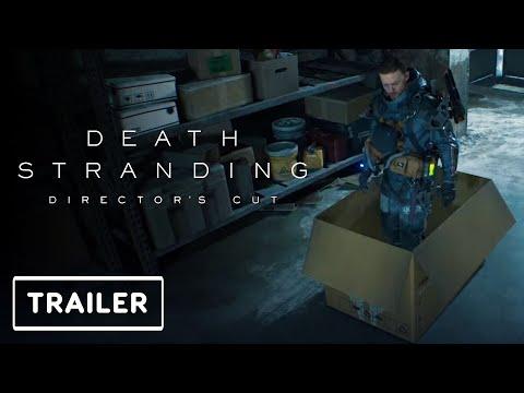 Trailer d'annonce de Death Stranding Director's Cut