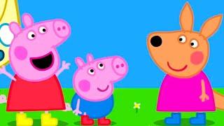 Свинка Пеппа на русском все серии подряд | Любимая Игра Пеппы  | Мультики